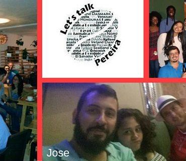 Let's Talk Pereira – A Social Conversation Club for Everyone!